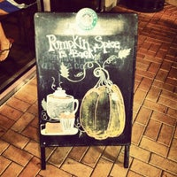 Photo taken at Starbucks by Steve W. on 9/23/2012