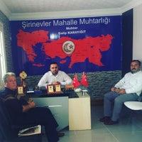 รูปภาพถ่ายที่ Şirinevler Mahallesi Muhtarlığı โดย Galip K. เมื่อ 9/26/2016