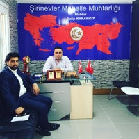 รูปภาพถ่ายที่ Şirinevler Mahallesi Muhtarlığı โดย Galip K. เมื่อ 8/28/2016