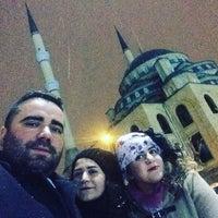 Photo taken at Yıldız Zöhre Camii by Galip K. on 1/25/2016