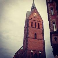 Das Foto wurde bei Marktkirche von Alexey T. am 8/7/2013 aufgenommen