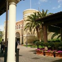 Снимок сделан в Castel Romano Designer Outlet пользователем Fikret T. 5/16/2013