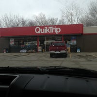 Photo taken at QuikTrip by Kev H. on 2/22/2013