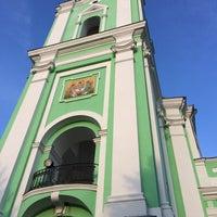Photo taken at Браиловский Свято-троицкий женский монастырь by Евгений Т. on 7/28/2014
