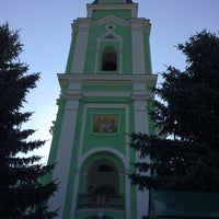 Photo taken at Браиловский Свято-троицкий женский монастырь by Евгений Т. on 7/29/2014