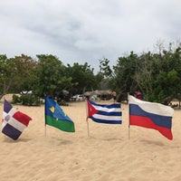 Photo taken at Playa Punta del Coco by Igor S. on 7/5/2018