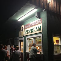 Photo taken at The Crossroads Ice Cream by Matt R. on 7/4/2013
