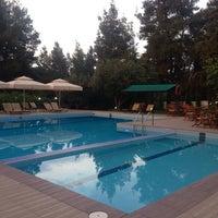 Photo taken at Hotel Giannikos by Liubov D. on 5/10/2014