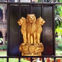 Photo taken at Bombay High Court by Craig Trevor W. on 3/25/2016