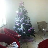 Photo taken at Oficina de Beleza by Tatiane D. on 12/1/2012