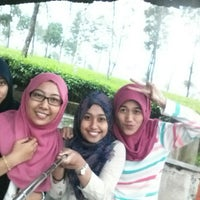 Photo taken at Perkebunan dan pabrik teh tambi by WyNnda W. on 2/1/2015