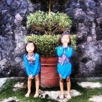 Photo taken at The Cangkringan Jogja Villas & Spa by Pipimimipopomomo on 9/14/2013