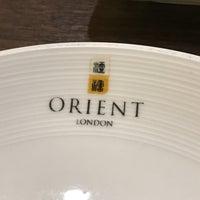 Photo taken at Orient London by Steve W. on 2/4/2017