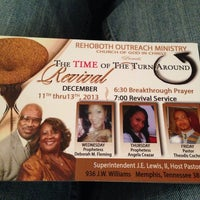 Photo taken at Greater True Holiness COGIC by Simplyshun® . on 12/9/2013