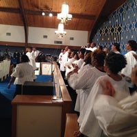 Photo taken at Pentecostal Temple Church Of God In Christ by Simplyshun® . on 12/16/2013