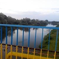 Photo taken at річка Горинь by Сергей К. on 7/20/2014
