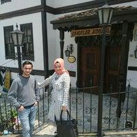 Photo taken at Çakırlar Konağı by Busra C. on 5/29/2016