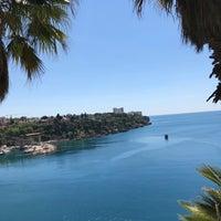 Photo taken at Liman Seyir Terası by Nihal on 4/22/2018