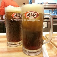 Photo taken at A&W by adzahar on 3/23/2013
