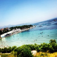 Photo taken at Lamouchi Split by Kai F. on 6/22/2013