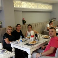 Photo taken at Meşhur Pide by Hülya A. on 8/10/2014