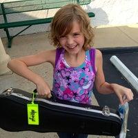 Photo taken at Mozingo Music by Cheryl R. on 8/17/2013