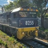 Photo taken at Homebush Station by Cameron J. on 9/10/2016