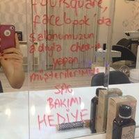 Photo taken at Hairdresser Erhan Kara by Yeliz B. on 8/22/2014