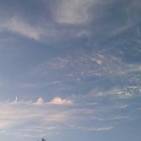 Photo taken at Стадіон смт Озерне by Oksana B. on 8/17/2015