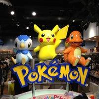 Foto diambil di Pokémon Center TOKYO oleh SHINOCHIKA pada 12/31/2012