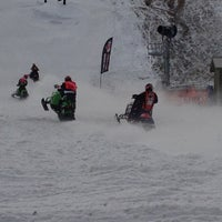 Photo taken at Calabogie Peaks by Tyler S. on 12/9/2012