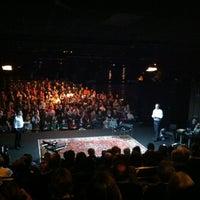 Photo taken at Teatre La Villarroel by Sergi G. on 2/1/2013