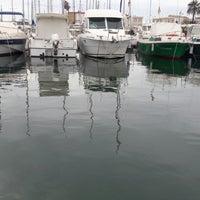 Photo taken at Puerto Cabo de Palos by Rosa C. on 3/4/2017