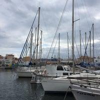 Photo taken at Puerto Cabo de Palos by Rosa C. on 2/19/2017