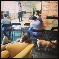 Photo taken at Canvas Co-Working by Joseph S. on 4/13/2013