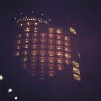 Photo taken at River City Hotel by Mink J. on 12/21/2012