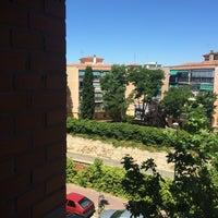 Photo taken at Edificio Juan Benet by La gran escapada on 6/22/2016
