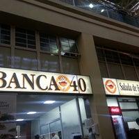 Foto tirada no(a) Banca 40 por Rafael V. em 1/26/2013