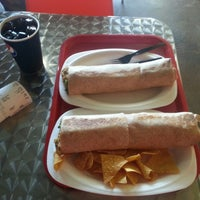 Photo taken at Puebla Crepas & Mexican Grill by Raul B. on 3/16/2013