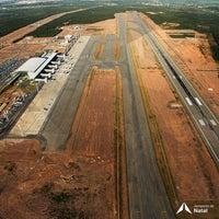 Foto tirada no(a) Aeroporto Internacional de Natal / São Gonçalo do Amarante (NAT) por Aeroporto Internacional de Natal / São Gonçalo do Amarante em 1/6/2015