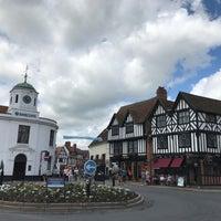 Photo taken at Stratford-upon-Avon by Paul B. on 6/24/2017