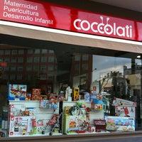 Photo taken at Coccolati by Ivan V. on 12/23/2012