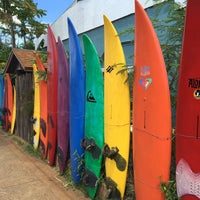 Photo taken at Paia Inn by Crystal D. on 9/9/2015
