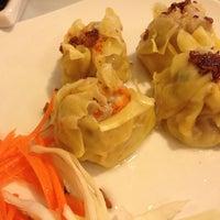 Photo taken at Mukda Thai Cuisine by Barbara L. on 5/17/2013