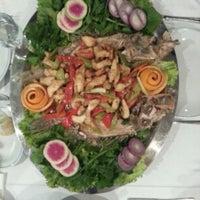 Photo taken at Cunda Balık Restaurant by Ozgur B. on 12/23/2012