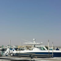 Photo taken at Al-Boom Marine by Alshmali23 I. on 10/1/2014
