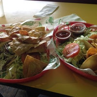 Photo taken at Yolanda's Tacos by Teri S. on 4/21/2013