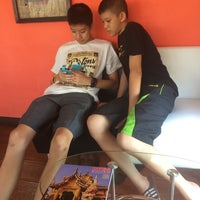 Photo taken at บ้านหอมกาแฟ by Panghom P. on 8/22/2014