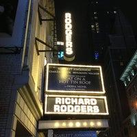 3/7/2013にJenn B.がRichard Rodgers Theatreで撮った写真