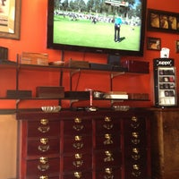 Photo taken at La Casa Del Tabaco Cigar Lounge by Ken J. on 2/17/2013